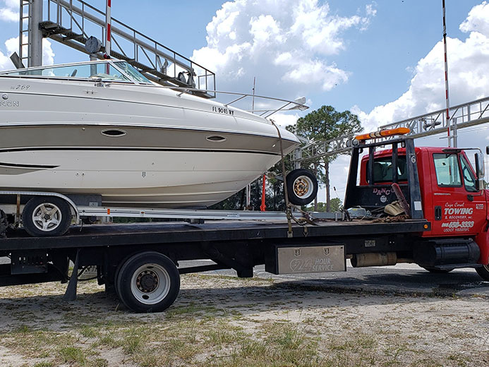 yacht-towing